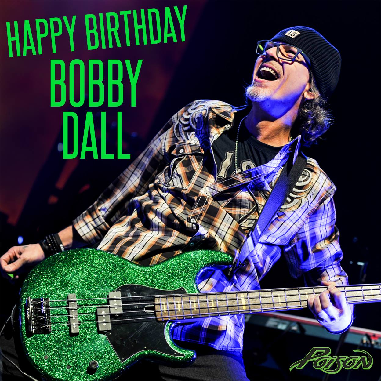 Happy Birthday Bobby Dall