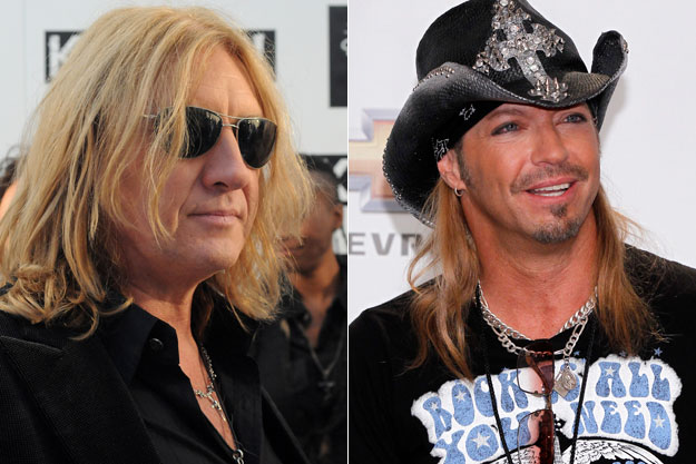 Mar 13, 2012 Poison announces 2012 tour with Def Leppard