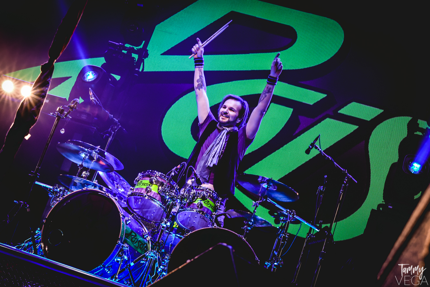 Rikki Rockett  Raising Money To Support Immunotherapy at UC San Diego Health