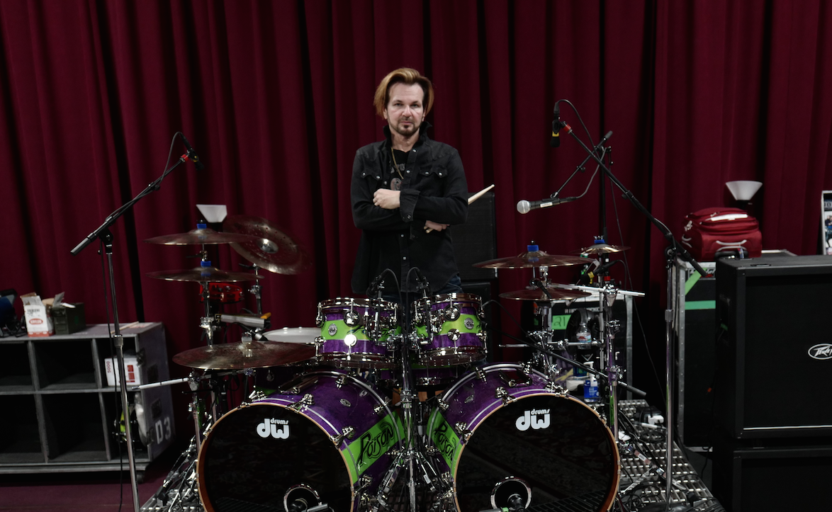An Interview With Poison: Rikki Rockett On Poison's Upcoming Tour And On Looking At Life Through A New Lens