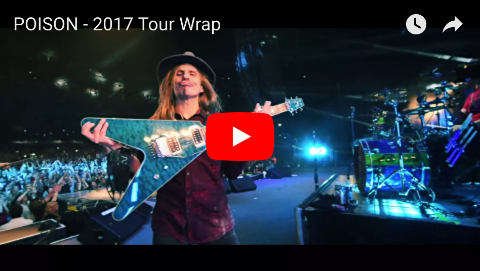 2017 Tour Wrap Video