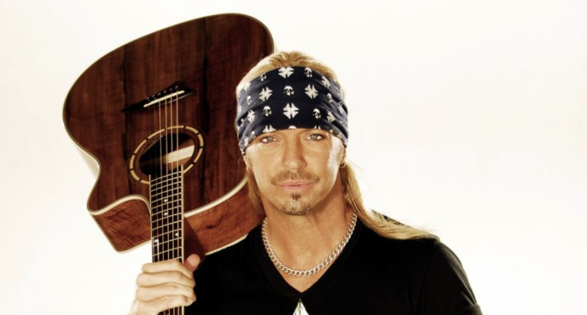 Bret Michaels talks Poison with Yahoo News