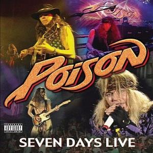 Seven Days Live (CD)