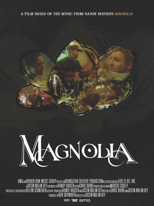 New Album and Full-Length Film Magnolia