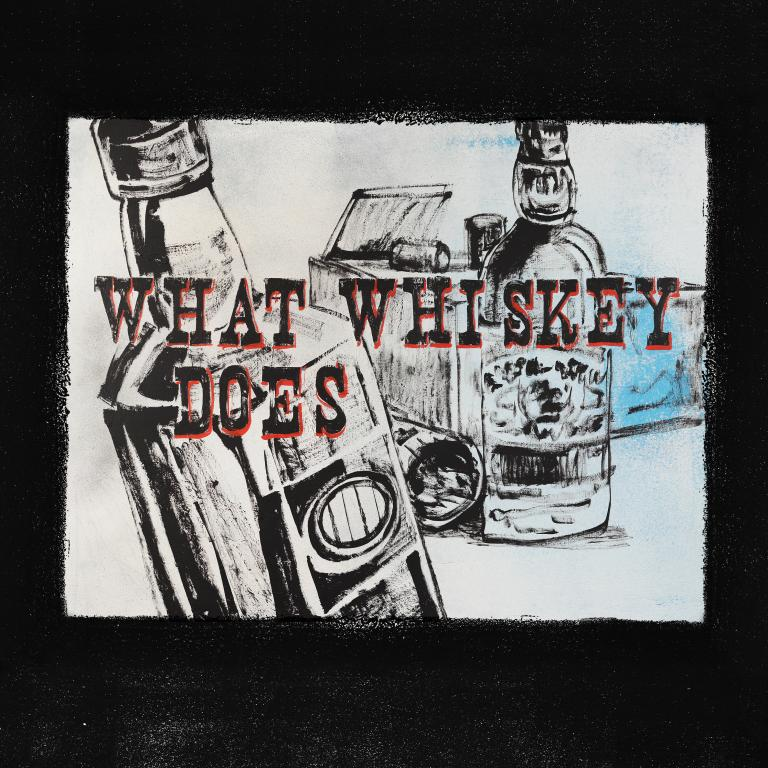 "RANDY RETURNS WITH GRITTY NEW BALLAD ""WHAT WHISKEY DOES"""