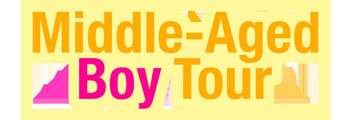 Nick Kroll Middle Aged Boy Tour