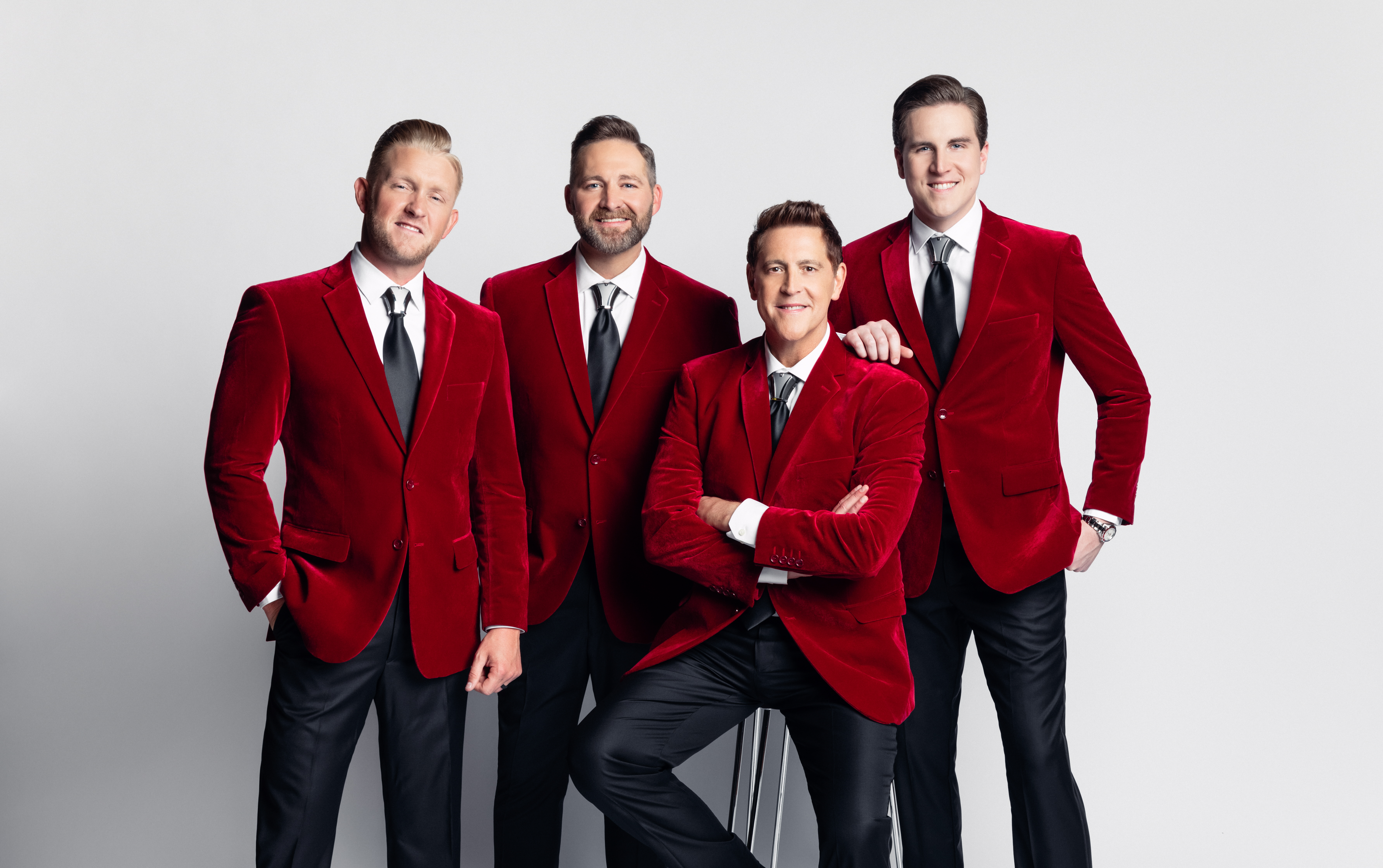 ERNIE HAASE + SIGNATURE SOUND TO RELEASE  A JAZZY LITTLE CHRISTMAS ON OCTOBER 11 - Record Features Ernie Haase Original Christmas in Manhattan