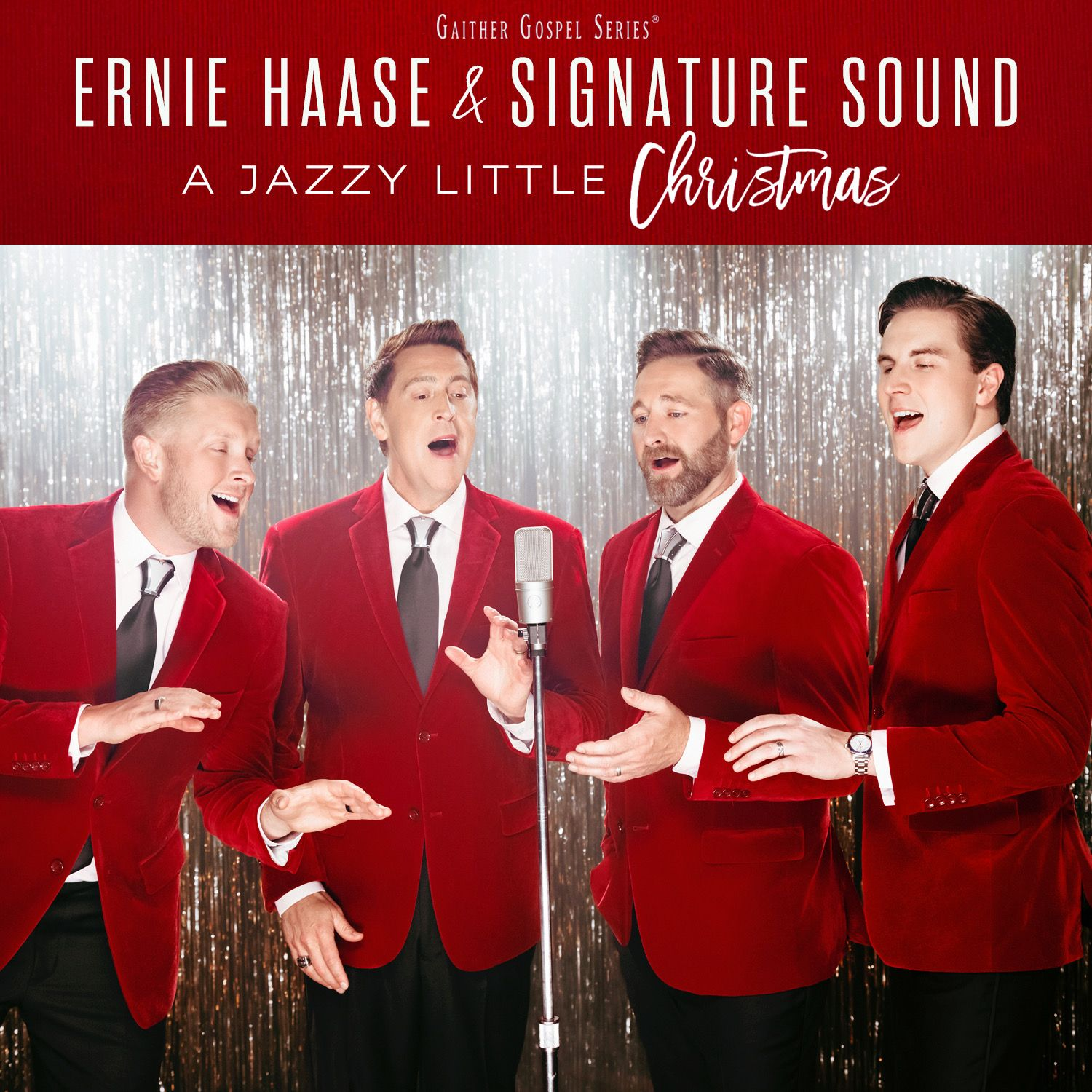 ERNIE HAASE + SIGNATURE SOUNDS A JAZZY LITTLE CHRISTMAS DEBUTS AT NO. 1 ON SOUNDSCAN CHARTS AND TOP 10 ON BILLBOARD JAZZ CHARTS