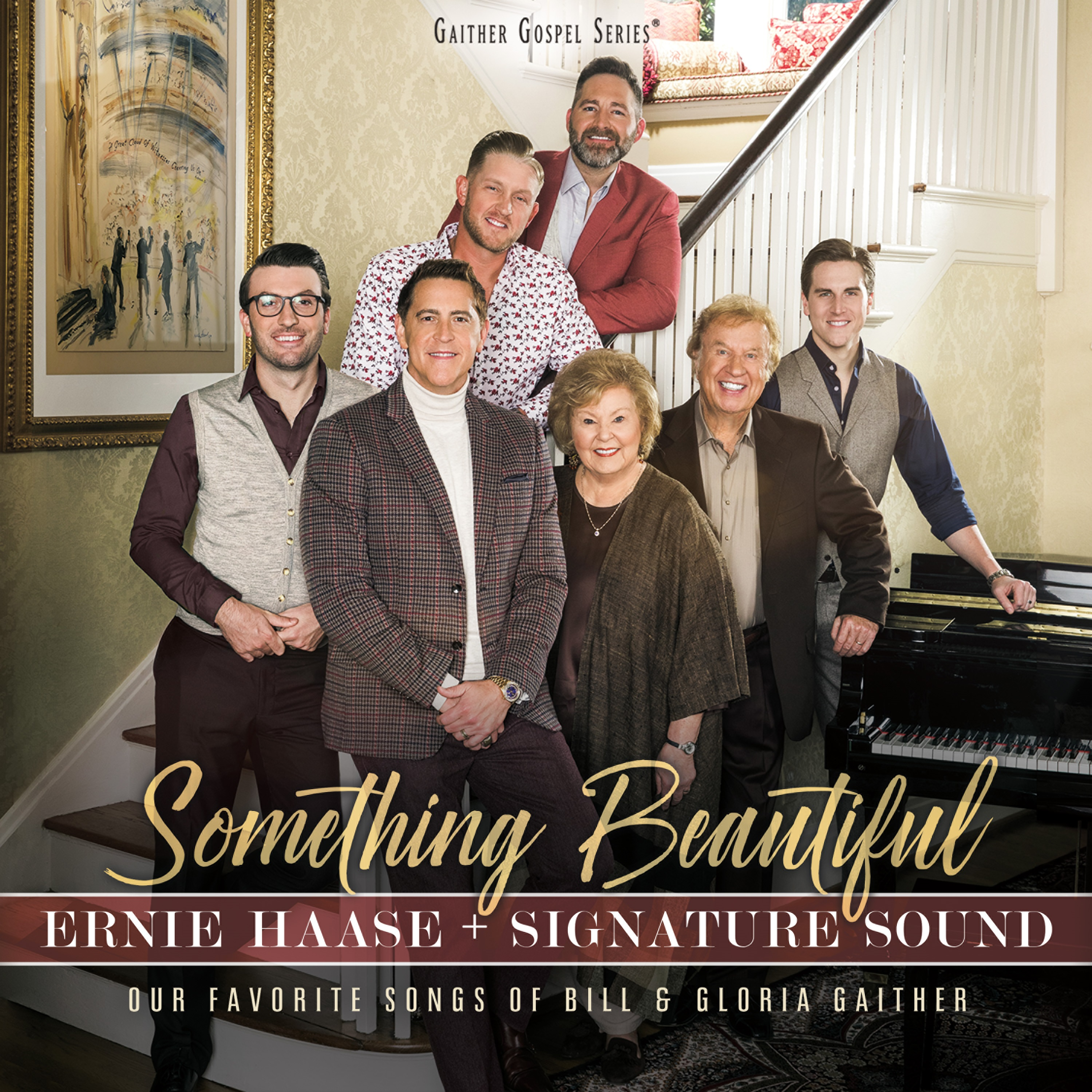 EHSS Announces Release of Something Beautiful: Our Favorite Songs of Bill & Gloria Gaither