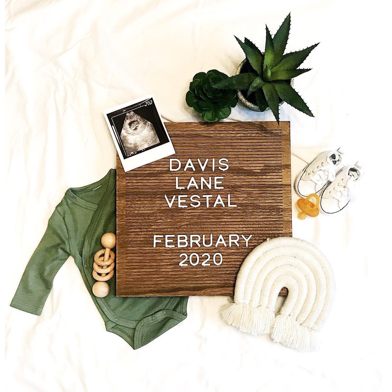 Baby Vestal - Feb 2020!