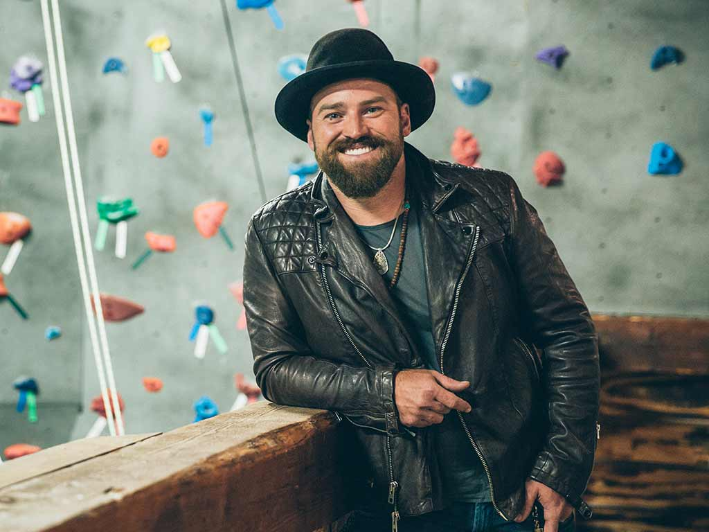 Zac Brown, of theZac Brown Band (and cookie-lover)