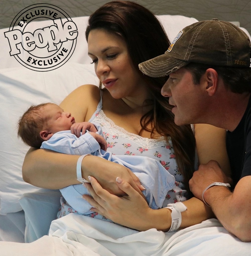 Rodney and Rose Atkins Welcome Second Child