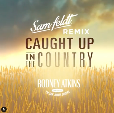 Caught Up In The Countyr Gets a Remix