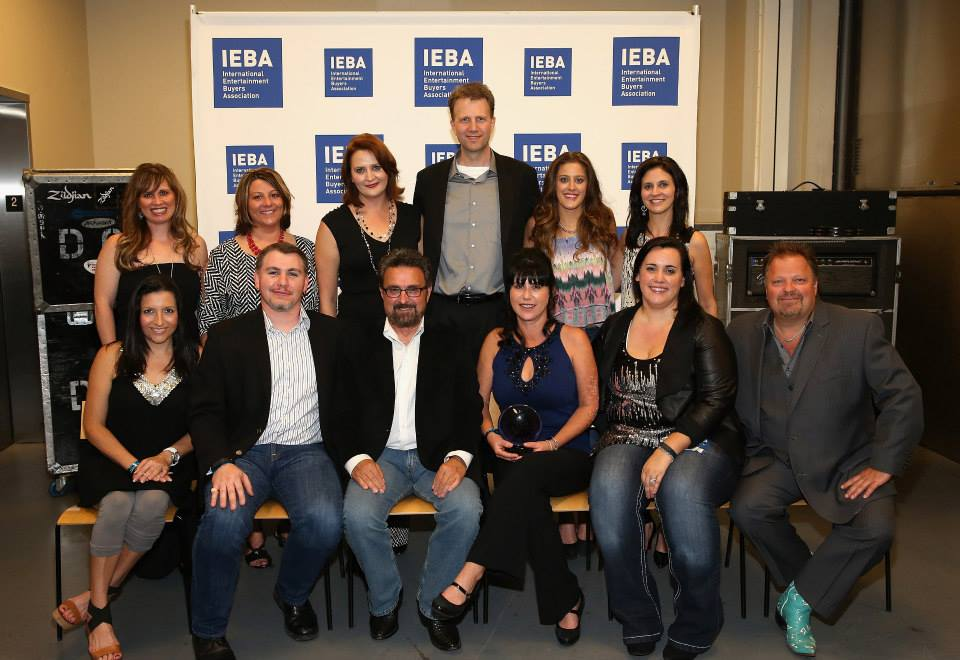 IEBA Industry Achievement Award – Romeo Entertainment Group