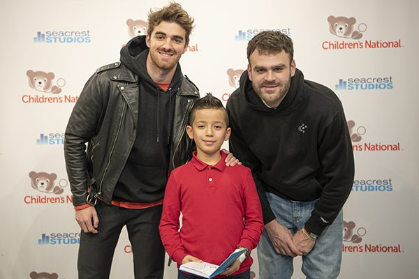 Patients In Seacrest Studios Quiz The Chainsmokers!