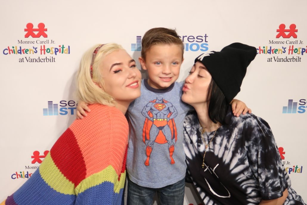 Noah Cyrus Makes a Tour Stop in Her Hometown!
