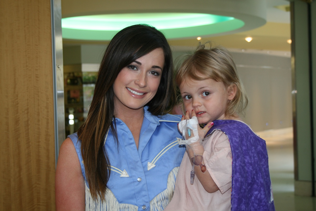 Kacey Musgraves Talks About Touring With Katy Perry During Visit To Seacrest Studios