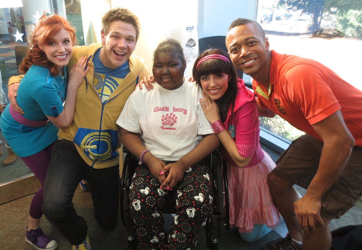 "Fresh Beat Band Brings A Breath Of ""Fresh"" Air To Seacrest Studios"