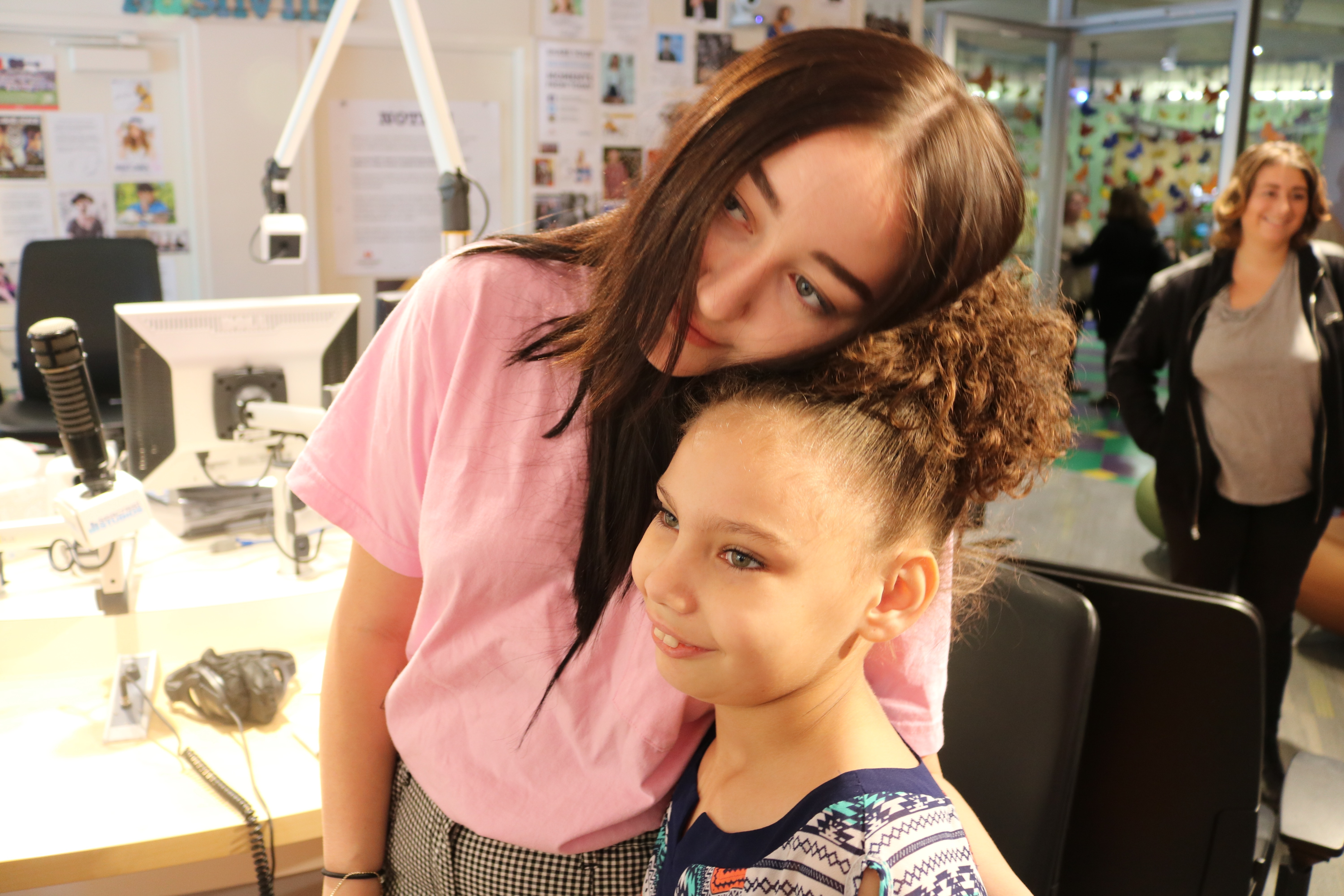 Noah Cyrus Gives Patients at Monroe Carell Jr. Children's Hospital a Look Into Her Life