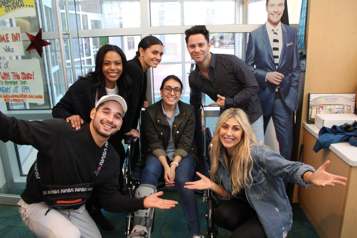 Dancing With The Stars… Of Seacrest Studios!