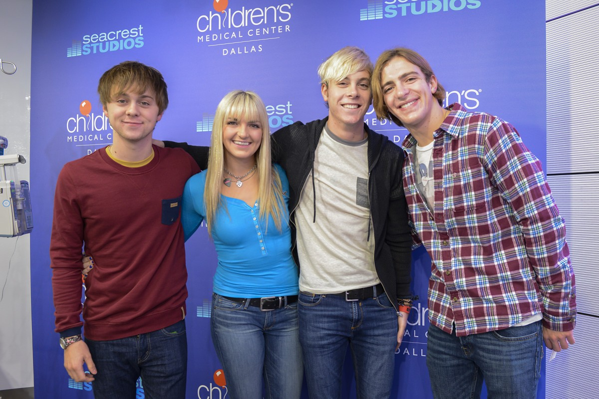 Videos archives ryan seacrest foundation ratliff may not have been born into the lynch family however he is far from an outcast r5 needed a drummer and added ratliff as their final member kristyandbryce Gallery