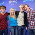 R5 gets Louder at Seacrest Studios in Dallas