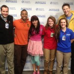 The Fresh Beat Bands Makes A Special Stop At Seacrest Studios!