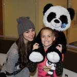 Kira Kosarin Meets Excited Nickelodeon Fans At Seacrest Studios!