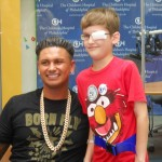 DJ Pauly D Stops By Seacrest Studios To Talk About Music, Pizza and Hair!