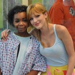 Bella Thorne Stops By Seacrest Studios For Another Special Visit!