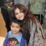 Selena Gomez Surprises Patients At Seacrest Studios!
