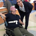 Alberto Del Rio Visits Seacrest Studios On His Way to SmackDown!