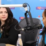 Seacrest Studios Welcomed Stephenie Meyer And The Actors Of The Host!