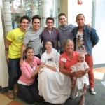 Midnight Red Creates Smiles At Seacrest Studios.