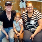 Johnny Rzeznik spreads more cheer at Seacrest Studios!