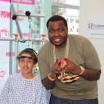 Seacrest Studios Welcomes Sean Kingston And Sonic From Atlanta's Power 96.1