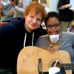 "Ed Sheeran Performs ""Lego House"" At Seacrest Studios"