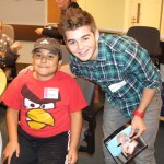 Jack Griffo Visits Seacrest Studios in Orange County!
