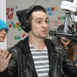Brendon Urie of Panic! At the Disco Visits Seacrest Studios!
