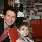 Chris Wallace Answers Patient Questions At Seacrest Studios!
