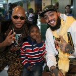 Patient Raps For Travie McCoy & Flo Rida in Seacrest Studios!