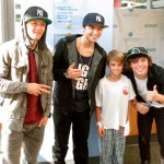 "Emblem3 Performs ""Chloe"" At Seacrest Studios!"