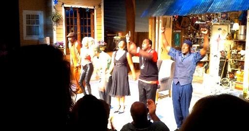 The Horizon Theatre Presents