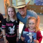 Dustin Lynch Makes A Special Visit To Seacrest Studios!