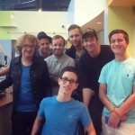 One Republic Hangs Out At Seacrest Studios In Charlotte!