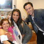 Pia Toscano and Jared Lee Share Their Love Of Music With CHOC Children's!
