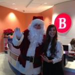Christina Perri Starts The Holiday Season Off Right At Seacrest Studios