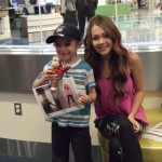 Kelli Bergland Spends Time With Fans At Seacrest Studios!