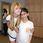 Bella Thorne Shakes Things Up At Seacrest Studios!
