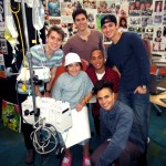 Midnight Red Helps Welcome The Summer At Seacrest Studios!